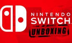[VIDEO] Ecco l'unboxing di Nintendo Switch!