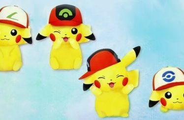 Trapelati nuovi prodotti dedicati al Pikachu di Ash!