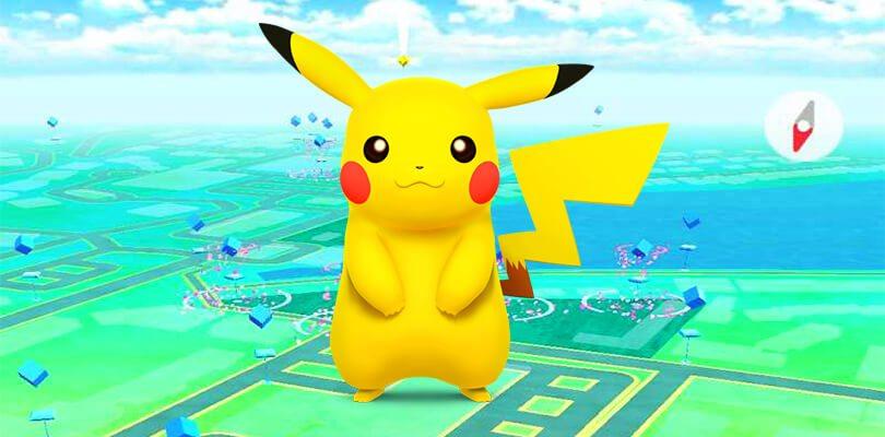 in arrivo uno speciale pikachu con cappello su pok mon go in occasione del pok mon day. Black Bedroom Furniture Sets. Home Design Ideas
