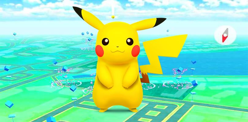 In arrivo uno speciale Pikachu con cappello su Pokémon GO in occasione del Pokémon Day!