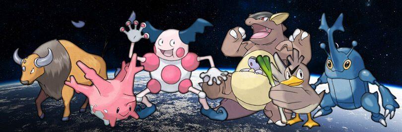 Pokémon regionali