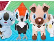 Nuove linee e peluche arrivano sul Pokémon Center Online!