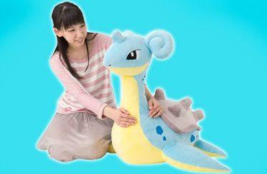Nuovi fantastici prodotti arrivano nei Pokémon Center giapponesi!
