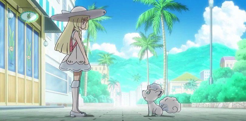 """Riassunto del quattordicesimo episodio di Pokémon Sole e Luna: """"Il Frutto del Coraggio: Lylia e Vulpix!"""""""