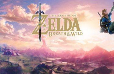 The Legend of Zelda: Breath of the Wild in offerta su Amazon a meno di 50 euro