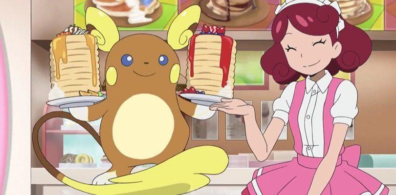 """Riassunto del tredicesimo episodio di Pokémon Sole e Luna: """"La Grande Gara dei Pancake di Alola!"""""""