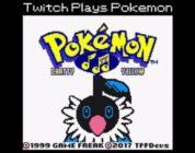 Twitch Plays Pokémon festeggia il terzo anniversario con una speciale versione di Pokémon Giallo!
