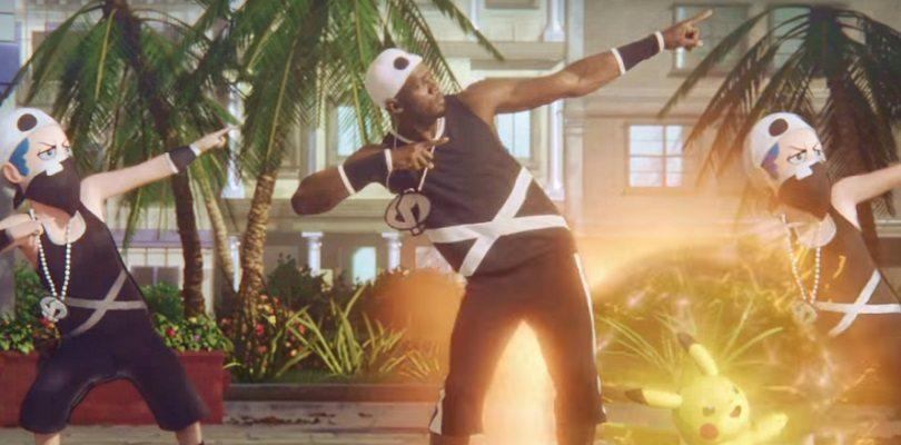Il campione olimpico Usain Bolt è il protagonista della nuova pubblicità di Pokémon Sole e Luna
