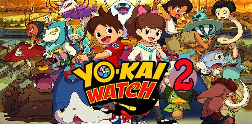 Yo-Kai Watch 2 in arrivo il 7 aprile in Europa!