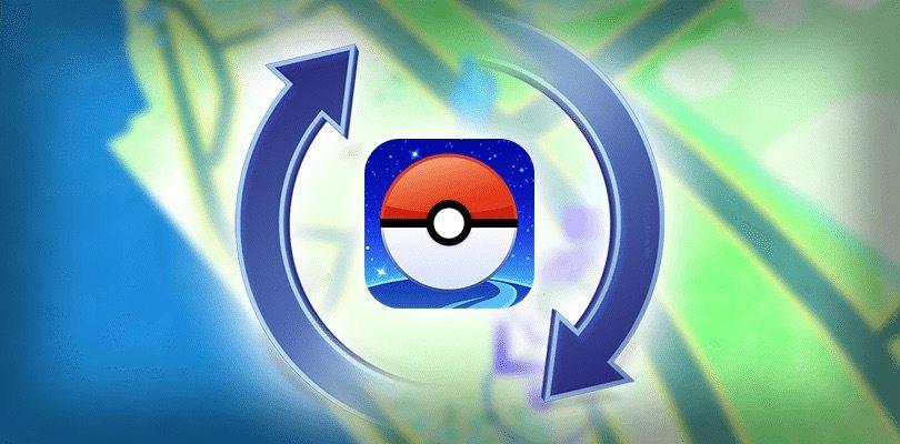 Aggiornamento Pokémon GO