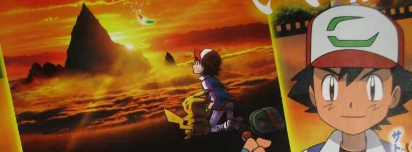 Svelati nuovi artwork ufficiali di Ash dal 20° film Pokémon!