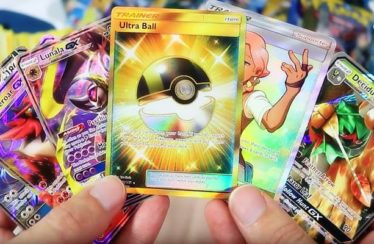 È possibile scoprire in quali bustine si trovano le carte rare di Pokémon Sole e Luna!