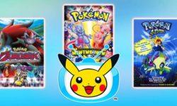 Mewtwo contro Mew, Pokémon 4Ever e Il re delle illusioni Zoroark in arrivo su TV Pokémon