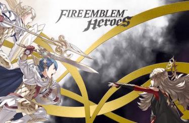 Disponibili le 5 mappe speciali di Kozaki Yusuke in Fire Emblem Heroes