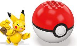 In arrivo i giocattoli Mega Bloks dei Pokémon!