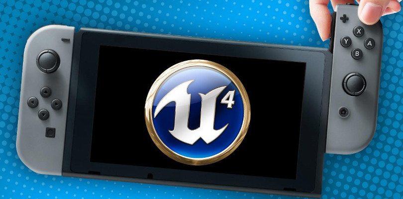 Ecco alcuni dettagli riguardanti l'impiego di Unreal Engine 4 su Nintendo Switch
