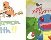 I fan festeggiano il 21° anniversario Pokémon con tantissimi disegni!