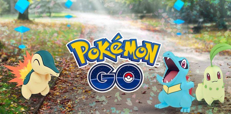 La seconda generazione in Pokémon GO arriverà entro questa settimana!