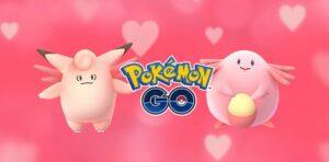 Pokémon GO - San Valentino