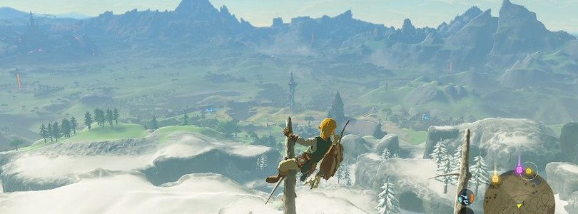 [RECENSIONE] The Legend of Zelda: Breath of the Wild