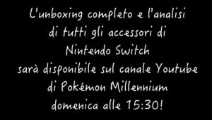 unboxing completo Nintendo Switch