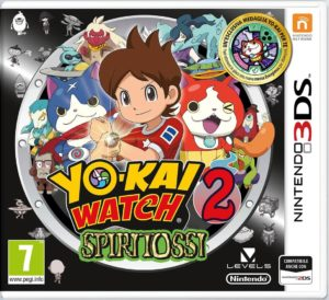yo-kai watch 2 spiritosi