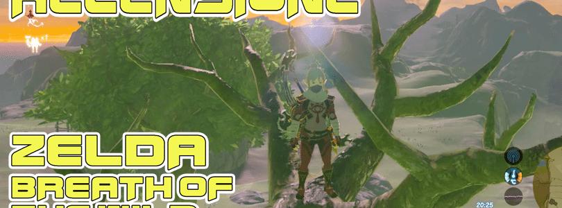 [VIDEO] Recensione di The Legend of Zelda: Breath of the Wild