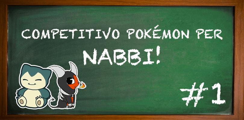 [VIDEO] Competitivo per NABBI #1: Statistiche, IVs, Evs e Nature