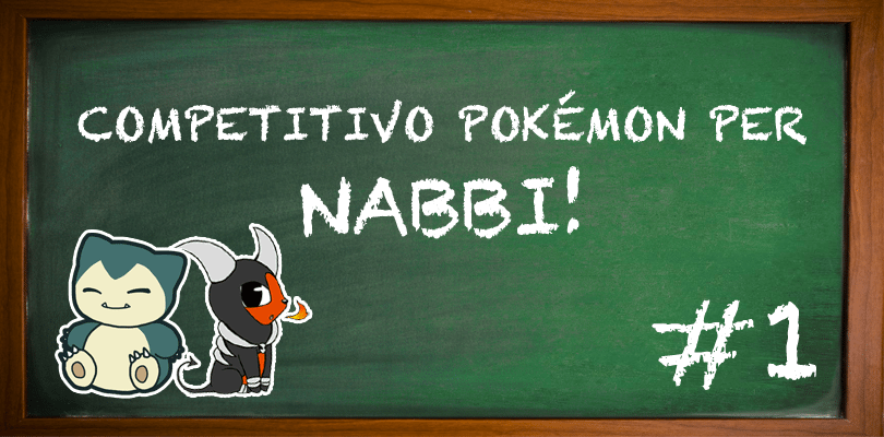 [VIDEO] Competitivo per NABBI #1: Statistiche, IVs, Evs e Nature