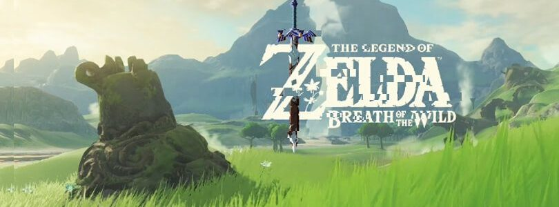 TOP 10 Glitch – The Legend of Zelda: Breath of the Wild