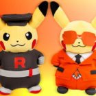 In arrivo due nuove linee di peluche sul Pokémon Center Online