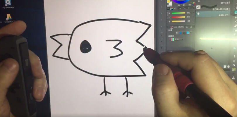 Il disegno digitale non sarà più un problema con i Joy-Con