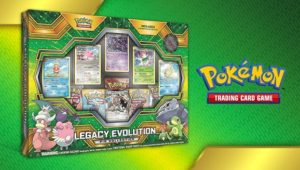 Legacy-Evolution-Pin-Collection