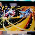 Un artista crea delle meravigliose illustrazioni con gli artwork ufficiali delle carte Pokémon