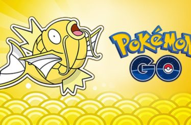 Scovato Magikarp cromatico su Pokémon GO