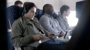 Nintendo Switch aereo