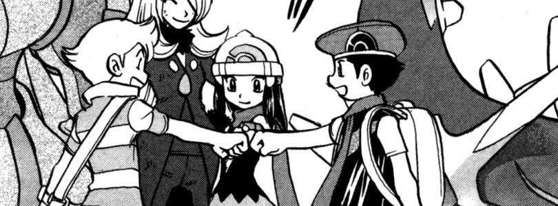 Pokémon Adventures: rilascio capitolo 416