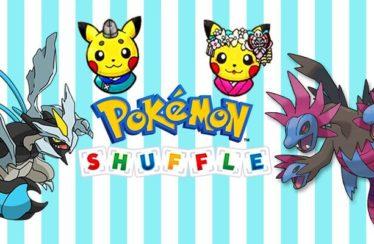 Pokémon Shuffle e Pokémon Shuffle Mobile: arrivano Pikachu Kimono, Hydreigon, Kyurem Nero e molto altro