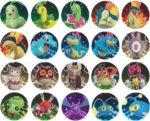 Prodotti Pokemon Center - Medaglie 1