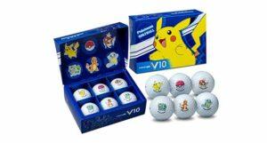 Prodotti Pokemon Center - Palline da golf