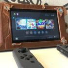 Un giocatore ha creato una custodia per Nintendo Switch in stile tavoletta Sheikah