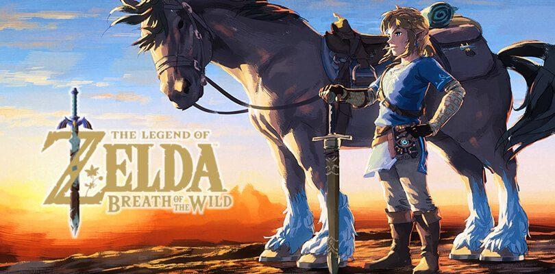 The Legend of Zelda: Breath of the Wild completato al 100% in sole 49 ore