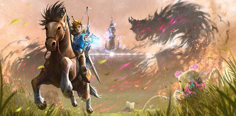 Breath of the Wild al primo posto nella Top 50 dei migliori giochi dell'anno secondo Polygon