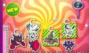 nintendo badge arcade appare mega gengar