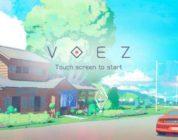 VOEZ è il primo titolo per Switch disponibile solo in modalità portatile