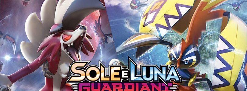 Annunciata ufficialmente l'espansione italiana Sole e Luna: Guardiani Nascenti