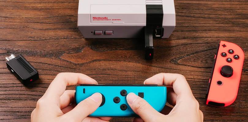 I Joy-Con di Nintendo Switch sono compatibili con il NES Classic Mini