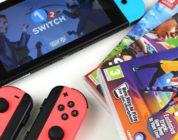Buone vendite dei videogiochi per Nintendo Switch nel Regno Unito