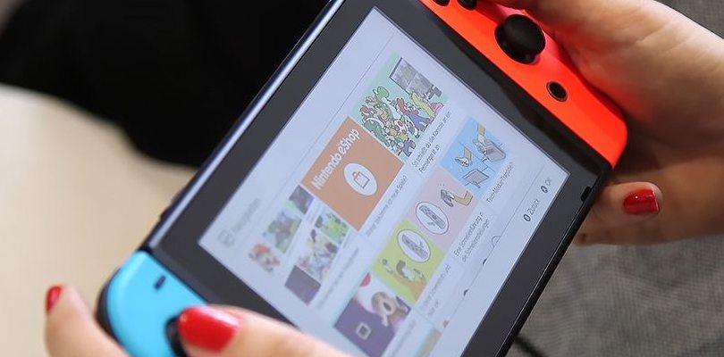 Il Nintendo eShop di Switch semplifica la visualizzazione dei titoli disponibili