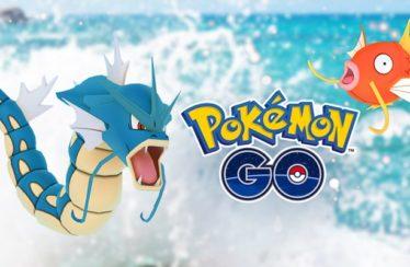 Cattura i Pokémon di tipo Acqua nel Festival Acquatico di Pokémon GO